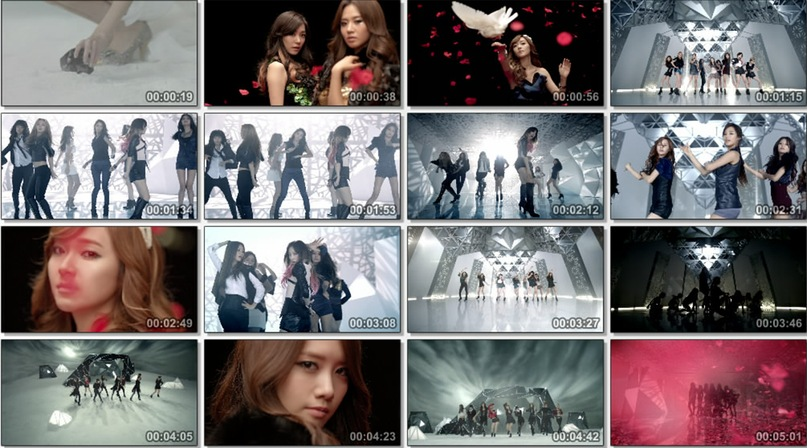 The Boys (eng.ver), Girls' Generation (SNSD)