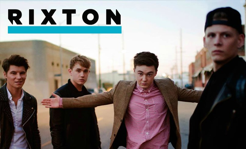 Me and My Broken Heart, Rixton
